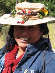 Lucy in Cuzco